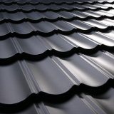 Building Materials Colorful Stone Coated Metal Roof Tiles