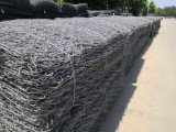 Gabion Box PVC Coated Hot Dipped Galvanized Zinc Used for Slope Protection