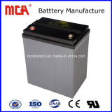 Competitive Price Wheelchair Deep Cycle AGM 8V 200ah Golf Cart Battery