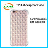 Shockproof Soft Clear Transparent TPU Case for iPhone 6