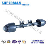 11.5t Low Loader Semi Trailer Axle From China