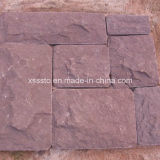 Cheap Red Sandstone Paving Stone