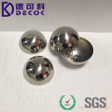 Factory Low MOQ 19mm-100mm Polished Surface Half Stainless Steel