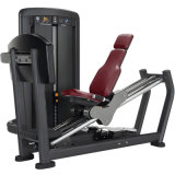Amazing Pin Loaded Gym Fitness Equipment Seated Leg Press Xh903 Body Stretching Strength Training Exercise Machine