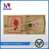 Large Size Wooden Mouse Snap Trap
