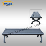2016 Nhs New Product Aluminum Patio Bench
