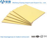 1220*2440mm Solid Color Melamine MDF for Furniture