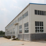 China Cheap Prefabricated Metal Portal Frame Buildings Steel Structure