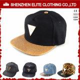 Wholesale Custom Cheap 3D Embroidery Snapback Caps