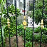 Premium Elegant Modern Iron Security Fence Price