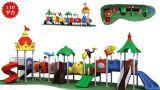 Popular Outdoor Playground Amusement Park Games Equipment