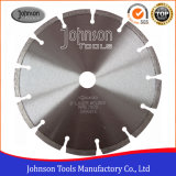 Od200mm Laser Welded Saw Blade for Granite Cutting