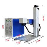 Portable Type 20W 30W 50W Fiber CO2 Laser Marking Machine