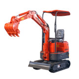 New Mini Excavator Xn08, Mini Crawler Excavators for Sale