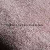 Combined Fabric, Shu Fleece Bonded with Mirco Fleece