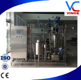Tubular Type Automatic Uht Milk Plant