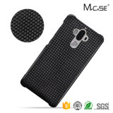 2016 Hot Sale Anti-Radiation OEM/ODM 100% Real Carbon Fiber Cell Phone Case for Huawei Mate 9