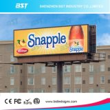 Waterproof P16 Full Color Outdoor Advertising LED Display Screen