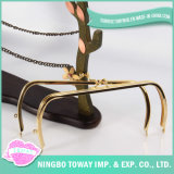Fashion Metal Handle Designer High End Handbag Hardware