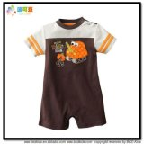 High Quality Kids Garment Round Neck Boy Romper