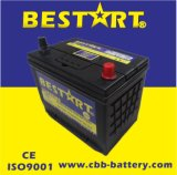 12V65ah Premium Quality Bestart Mf Vehicle Battery JIS 75D26L-Mf