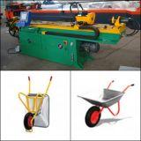 Metal Sheet Hydraulic Tube Pipe Bender/Pipe Bending Machine for Hot Sell Wheelbarrow (GM-SB-38NCBA)