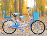 China Factory Suppliers Parent-Child Street Road Tandem Bike Bicycle for Women