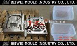Injection Plastic Transport Crate Mould