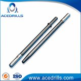 Rock Drilling Tool Drill Rod Water Well Drill Rod Threaded H28 Mf/mm Extension Rod