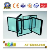 3-12mm Insulated Glass with Low-E Glass Used for Window Building etc