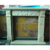 Wholesale Granite & Marble Stone Fireplace for Kitchen, Home