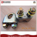 Galvanized Casting Malleable DIN1142 Wire Rope Clamp