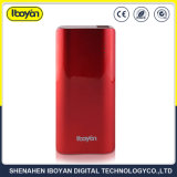 12000mAh Dual USB Portable Mobile Power Bank with Flashlight