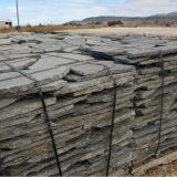 Yard Stone Slab Paving Natural