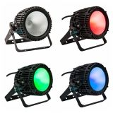 1PCS 100W COB Full RGBW 4-in-1 LED Outdoor Stage Light