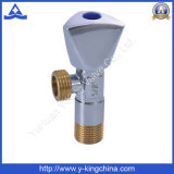 Factory Price Sanitary Ware Brass Toile Water Angle Valve (YD-5004)