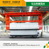 Aerated Concrete AAC Plant / Autoclave Aerated Concrete / Aerated Concrete Machinery Dongyue Machinery Group