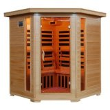 Factory Price 4 Person Far Infrared Sauna