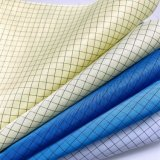 5mm Stripe / Grid Cleanroom Lint Free Anti-Static ESD Polyester Fabric