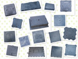 En124 Ductile Iron Manhole Cover Square Type
