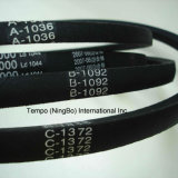 V-Belt with SGS Certified (Z, A, B)