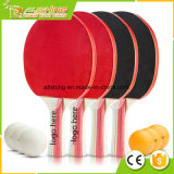 Wholesale Table Tennis Set - Pack of 4 Premium Paddles/Rackets and 6 Table Tennis Balls - Soft Sponge Rubber