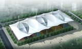 New Design Tensile Membrane Structure Tent for Tennis Court