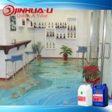 Professional Gloss 1 Kg Kit Clear Epoxy Floor, Liquid Ab Two Part Resin