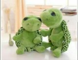 Cute Lovely New Promotional 30cm Tortoise Plush Toy with Stock