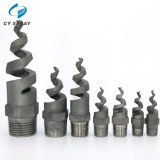 Stainless Steel Whirljet Spiral Spray Nozzle for Washing and Cleaning