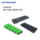 48V 13.6ah Victpower Lithium Ion Battery 13s4p Electric Battery Pack