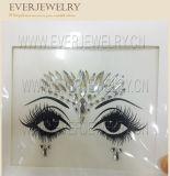 Healthy Sticker Face Jewels Eye Sticker Temporary Body Tattoo Sticker for festival