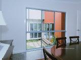 Single Glass Aluminium Sliding Windows with Affordable Price