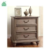 Home Furniture Drawer Cabinet Top Quantity Nightstand